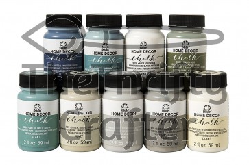 FolkArt Home Décor Chalk - Paint Set (2 Ounce), PROMOFAHDC