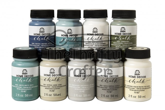 FolkArt Home Décor Chalk
