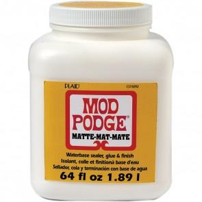Mod Podge Matte (64 Ounce), CS15092