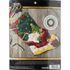 BUCILLA Christmas Baby Stocking Kit