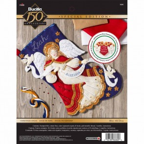 BUCILLA Christmas Angel Stocking Kit